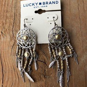 Lucky Great Dreamcatcher Earrings BNWT!